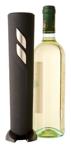 BRANDANI 57790 Apribottiglia di vino elettrico Nero cavatappo