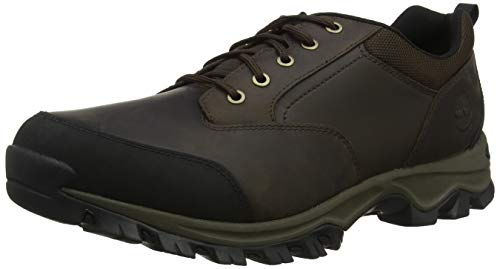 Timberland Herren Keele Ridge Wp Leather Low Oxfords, Braun (Brown Mo2), 45 EU Timberland Ridge