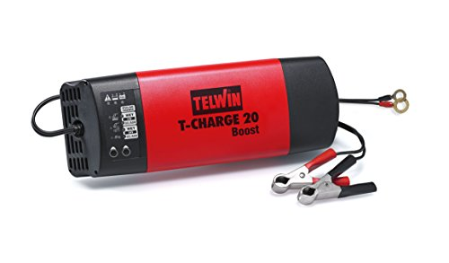 Telwin T-Charge 20 Caricabatterie 12-24V