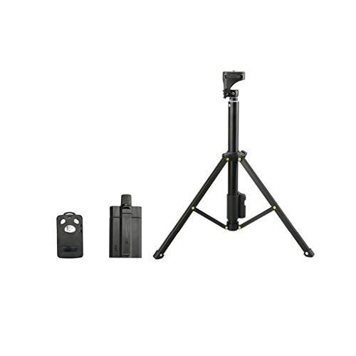 Jamicy Kamerastativ, 3 in 1 Stativ Selfie Ständer Einbeinstativ Kamera Bluetooth-Fernauslösergriff Selfie, kompatibel mit GoPros/iPhone/Huawei/Sumsang/LG