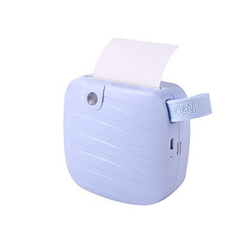 LIGHTOP Mini Pocket Thermodrucker tragbaren Drucker Nachricht Cartoon Bilder Drucker Wireless Bluetooth Miniatur-Drucker