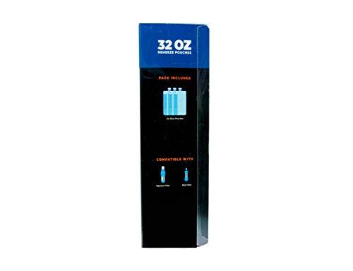 SPARSET Sawyer MINI Wasserfilter + Trinkbeutel (3 x 1Ltr.) - 3