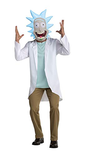 LF Centennial Pte. Adult Rick and Morty Rick Fancy Dress Costume Small