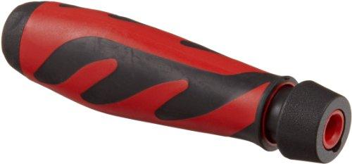 VARGUS 386,1–48,3cm Shaviv Mango 5,1cm Griff, rot/schwarz/grau