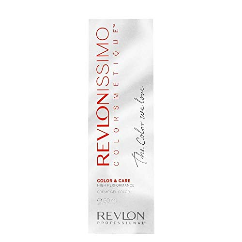 Revlon Revlonissimo Colorsmetique Naturales, Tinte para el Cabello 210 2Negro Azulado - 60 ml