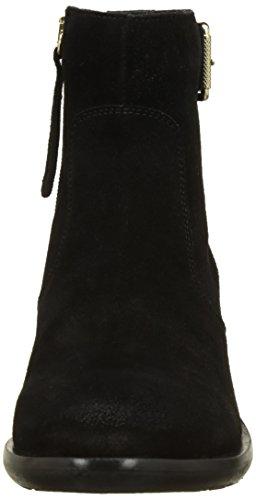 Tommy Hilfiger Ladies P1285arson 13b Boots Nero (nero)