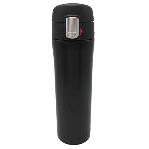 Vacuum Insulated Travel Coffee Mug for Office Car Home Leisure, 100% Leak Proof, Sports Water Bottle, 450ml. 31UDSLxLIbL