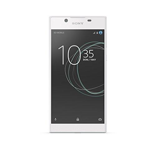 Sony Xperia L1 - Smartphone de 5.5' (Quad Core 1.45 GHz, RAM de 2 GB, memoria interna de 16 GB, cámara de 13 MP, Android)  Negro