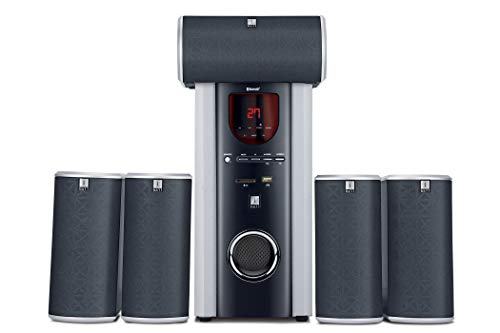 2. iBall Booster BTH - 5.1 Channel Multimedia Bluetooth Speakers