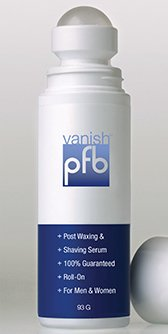 PFB Vanish Ingrown Hair Roll-on. Goodbye Ingrown Hair! 93g