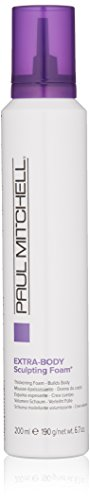 Paul Mitchell Extra-Body Sculpting Foam, 1er Pack (1 x 200 ml)