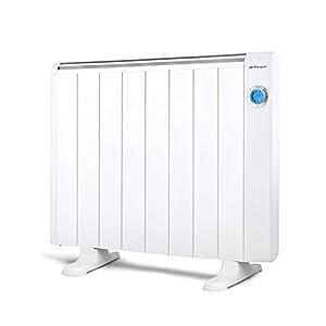 calor: Orbegozo RRE 1510 - Emisor térmico bajo consumo, 1500 W de potencia, 8 elementos...