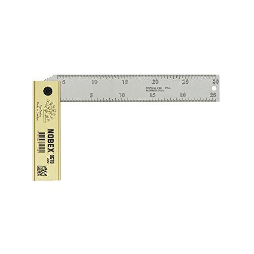 Nobex Gehrungswinkel Octo verstellbar 300 mm, 1 Stück, OC-300 (Schraubstock Verstellbarer)