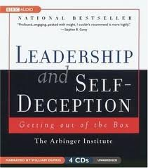 By Arbinger Institute: Leadership And Self-Deception: Getting Out Of The Box [Audiobook]
