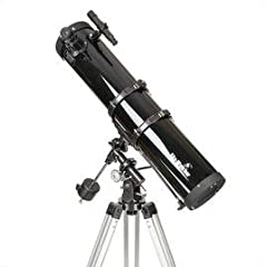 Idea Regalo - Sky-Watcher Newton Telescopio 114/900, Montatura Equatoriale Eq1, Nero