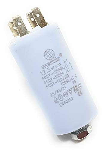 Weiß Mondo Universal Kondensator 12.5 µF,450 V