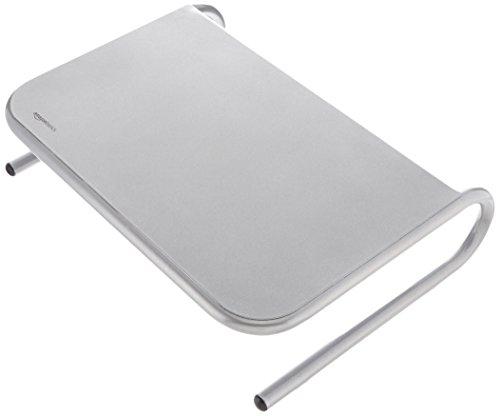 AmazonBasics Monitorständer, Metall silber