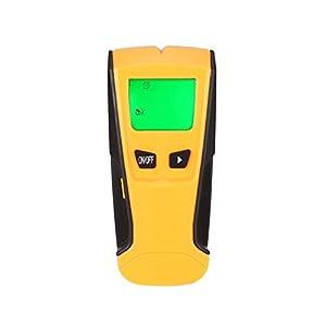 DT Detector de Pared multifunción Metal Detecto y Cables eléctricos para Escáner portátil Digital por Cable CA Madera de detección de Metales Active Hidratante