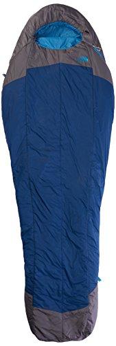 The North Face Unisex Schlafsack Cat's Meow, ensign blue/zinc grey, 197 x 78,5 x 1 cm, 38 liters, T0CF7CDTLLHREG (Cat Big Bag Sports)