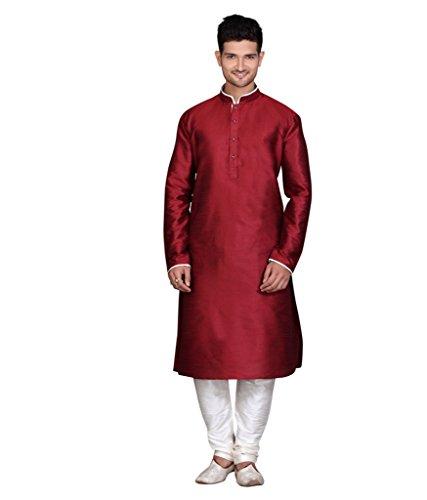 Larwa Men's Wedding, Ceremony, Party Kurta Pyjama Set