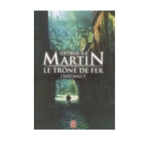 Le Trone De Fer, Integrale Volume 2 [Paperback]