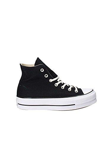 AS Lift HI Black White Sneakers, Schwarz 001, 35 EU ()