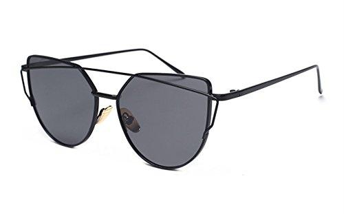 Wer Bin Ich Ultraleicht Persönlichkeit Großer Kasten Schmetterling Im Freien Polarisierte Sonnenbrille Fahren,Black