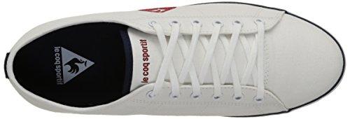 Le Coq Sportif Slimset Cvs Unisex-Erwachsene Sneaker Weiß - Blanc (Optical White)
