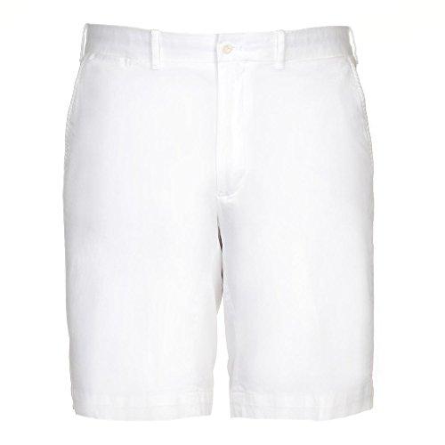Ralph Lauren Straight-Fit Driver Short White 30