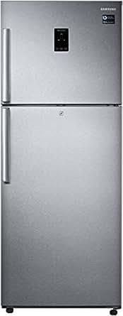 Samsung 394 L 3 Star Frost-free Double Door Refrigerator (RT39K5458SL, EZ Clean Steel)