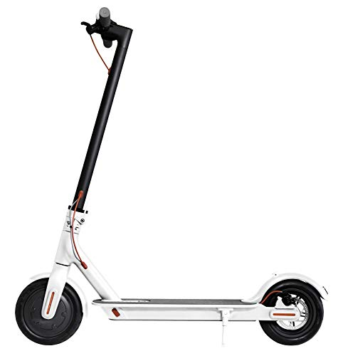 Xiaomi Mi Scooter - folding electric scooter, 30 Km alcance, 25km/h, White