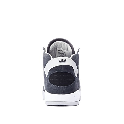Supra Kids Enfants Vaider Burgundy Blanc Grey Gradient/white