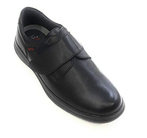 NOTTON Hombre Zapato Super Flex Black Man 41 EU