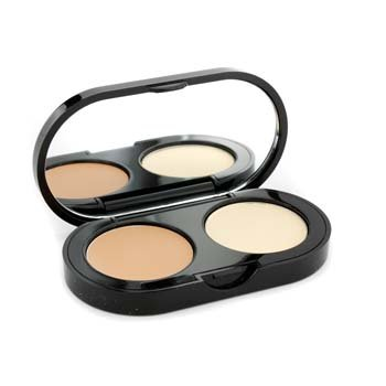 Bobbi Brown - New Creamy Concealer Kit - Warm Natural Creamy Concealer + Pale Yellow Sheer Finish Pressed Powder 3.1g/1.1oz -