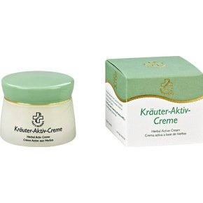 Aktive Haut-creme (Hagina Kräuter Aktiv Creme 50ml, Nachtcreme mit Zusatz eines speziellen 6-Kräuter-Extraktes, für fette und unreine Haut)