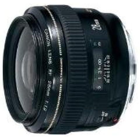 Canon 28mm f/1.8 USM - Objetivo para Canon (distancia focal fija 28mm, apertura f/1.8-22, diámetro: 58mm) negro