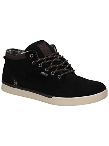 Etnies JEFFERSON MID 4101000398 Baskets Black/brown
