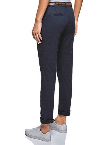 3095c68626 oodji Ultra Donna Pantaloni Chino con Cintura