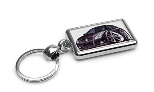 WickedArtz Cartoon Car Suzuki Swift Sport Premium Metal Key Ring WA