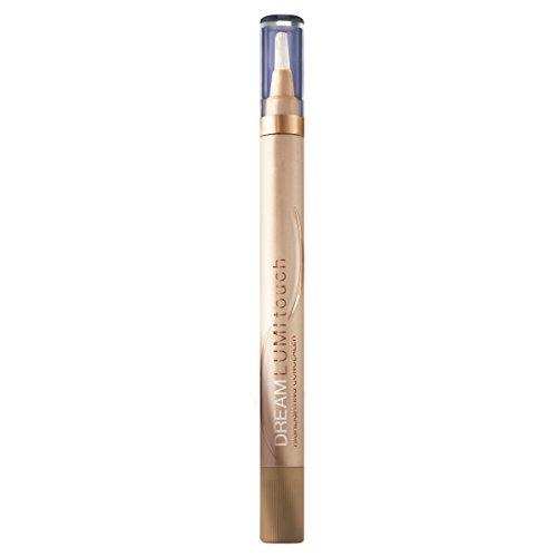 Maybelline New York Dream Lumi Touch Concealer Sand 03 / Sandfarbener Abdeckstift, Teint-Make-Up zum Abdecken und Aufhellen, inkl. Dreh-Applikator, 1 x 1,5 ml