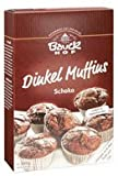 Bauckhof, Backmischung Dinkel-Schoko-Muffins, 300g