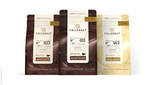 Callebaut, Milk,...