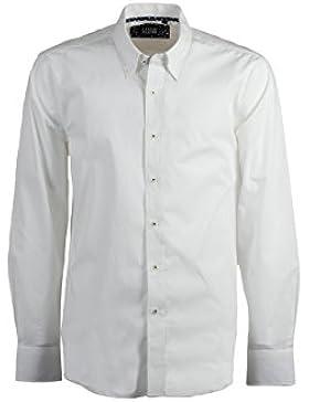 Coveri Collection Camicia classica bianca