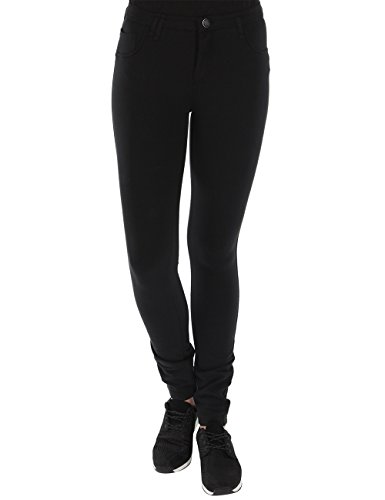 Bench Damen Hose Sweathose Fast B Small Jet Black