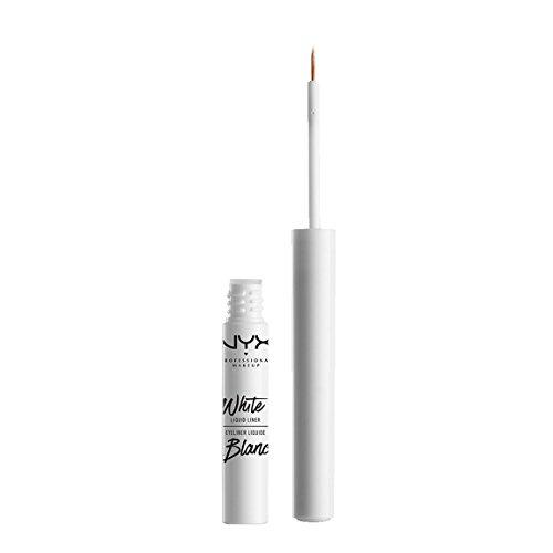NYX White Liquid Liner, 2er Pack (2 x 2 ml)