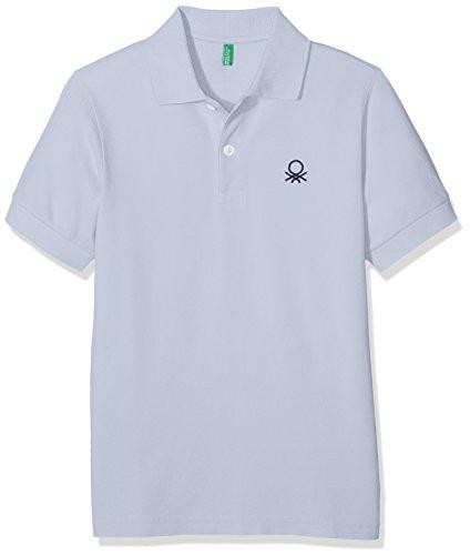 united-colors-of-benetton-shirt-polo-bambino-blu-light-blue-2-anni-taglia-produttore-2y