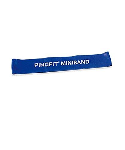 Pinofit Miniband 44653 Blau extra stark breit 33 x 5 cm incl. Gratis Bienenwachs-lederbalsam 50ml
