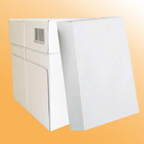 2.500 Blatt DIN A4 Kopierpapier / Druckerpapier / Laserpapier / Drucker / Kopierer / Copy / Fax - Weiss