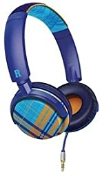 Philips SHO8802/28 Over-Ear Headphone (Blue)