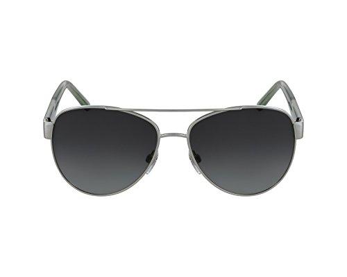 enbrille BE3084, Silber (Silver 1166T3), One size (Herstellergröße: 57) (Sonnenbrille Für Herren Von Burberry)